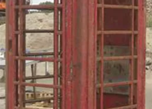 Industrial Sandblasting Projects